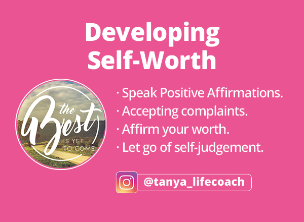 Life coach Wellness Coach and Relationship Coaching Calgary_Developing Self Worth